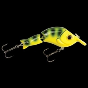 INDIAN WOBBLER NEON YELLOW