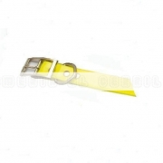 COLLAR AMARILLO FOSFORITO POLYTEC 25mm