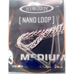 CONECTORES VISION NANO LOOP MEDIUM