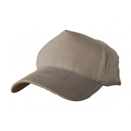GORRA TIERRA 5 PANELES REGULABLE