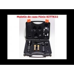 MALETIN CAZA KIT TK32 1000 LUMENS