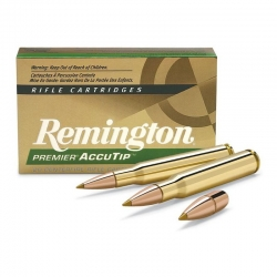 REMINGTON 30-06 ACCUTIP 165gra