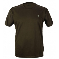 CAMISETA T-TECH M/C VERDE BOSQUE