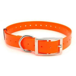 COLLAR POLIURETANO 25mm NARANJA
