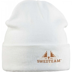 GORRO SWEDTEAM KNITTED BLANCO