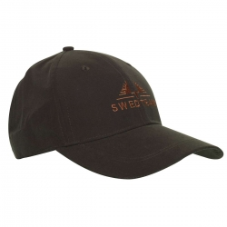 GORRA SWEDTEAM HAMRA MARRON