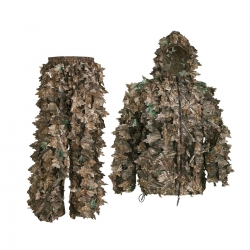 TRAJE SWEDTEAM WOOD LEAF CAMO