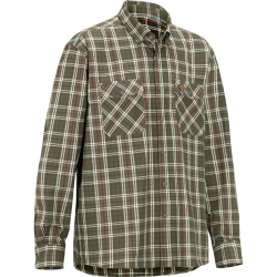 CAMISA SWEDTEAM ANDY CLASSIC MARRON
