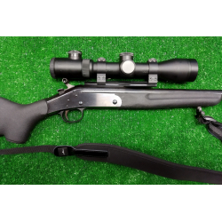 RIFLE MONOTIRO H&R 243win MONTURAS+VISOR
