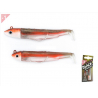 BLACK MINNOW 70 DOBLE COMBO 3G-6G ESPECIAL TRUCHA RED PEPPER