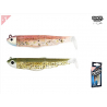 BLACK MINNOW 70 DOBLE COMBO SHORE 3G WINE GLITTER-KAKI PAILLETE