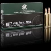 BALA RWS 7mm Rem Mag KS 162gra