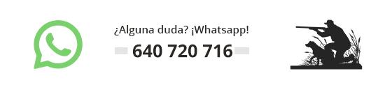 ¿Alguna duda? ¡Whatsapp!  640 720 716