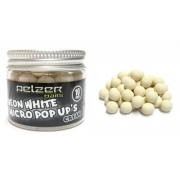 BOILIE MICRO POP UP MUSSEL 10mm 20gr WHI