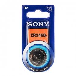PILA SONY CR2450 3V LITHIUM