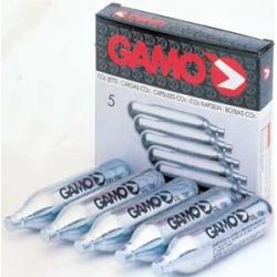 CAJA 5 CARGAS GAS CO2 GAMO