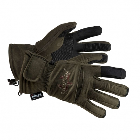 GUANTE SWEDTEAM GREEN DRY