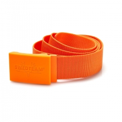 CINTURON SWEDTEAM STRETCH NARANJA