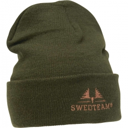 GORRO SWEDTEAM KNITTED VERDE