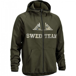 SUDADERA SWEDTEAM VEIL FULL-ZIP HOOD