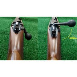 RIFLE CERROJO EUROPEARMS MADERA 56cm STD