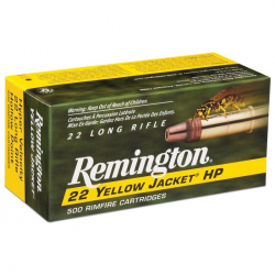 REMINGTON 22 LR YELLOW JACKET