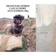 PIENSO PARA PERROS CAZCAN SPORT 20kg