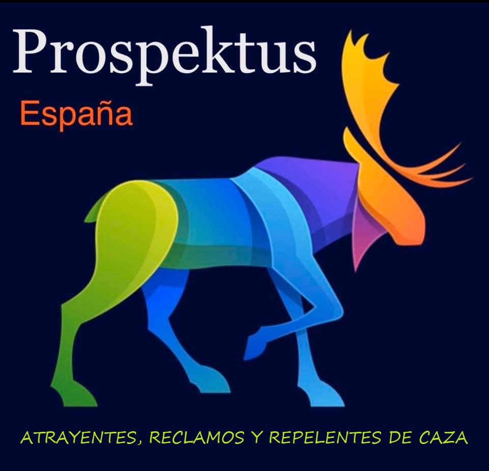 RECLAMOS ATRAYENTES Y REPELENTES PARA CAZA PROSPEKTUS